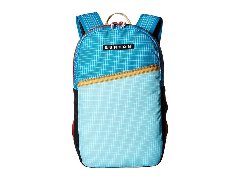 Burton Apollo Backpack Methyl Ripstop Backpack Bags