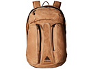 Burton Curbshark Backpack (Beagle Brown Waxed Canvas)