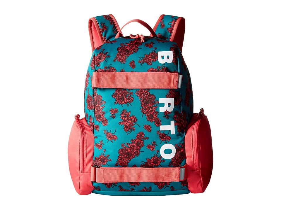 Burton Emphasis Little Kid/Big Kid Paradise Succulent Day Pack Bags