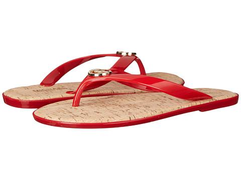 Michael Kors Jet Set Flip Flop Sandals