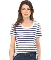 Splendid - Sunfaded Stripe Jersey Tee