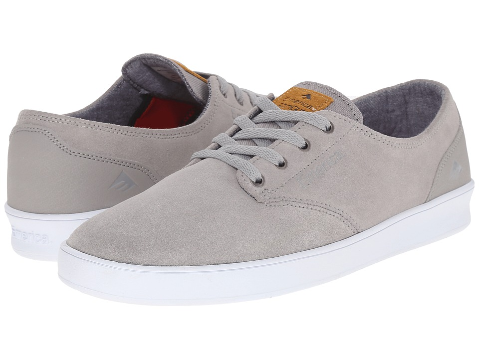 Emerica - The Romero Laced (Grey/White/Gum) Men