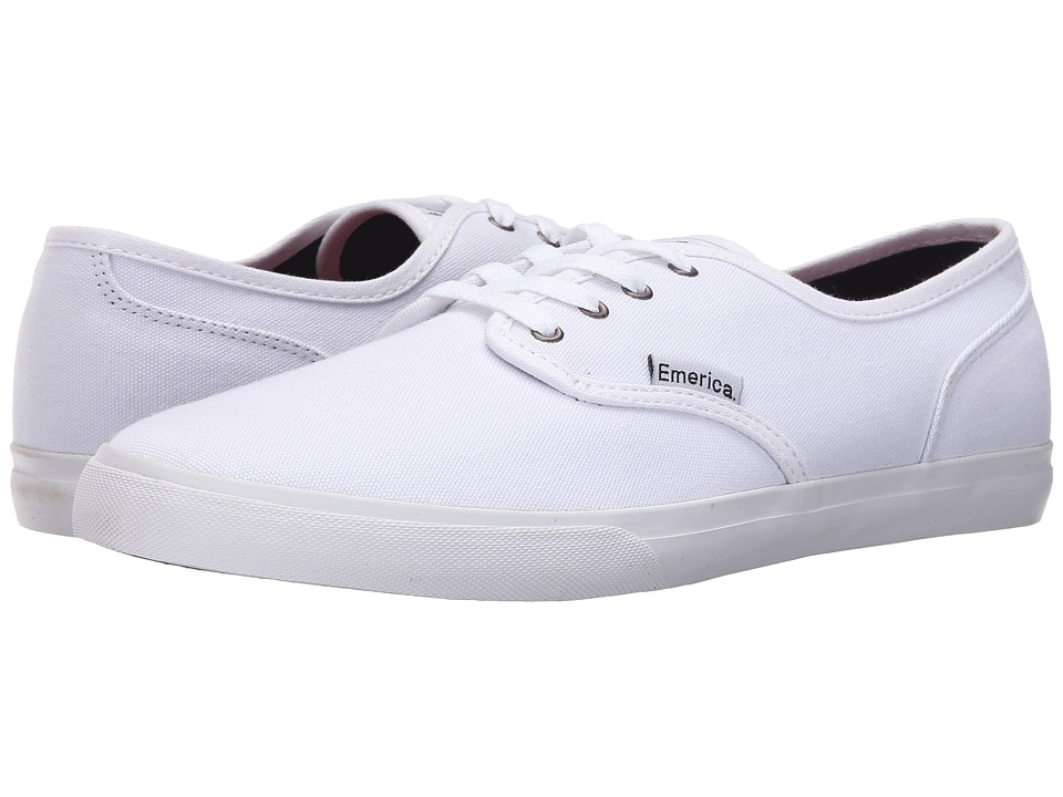 Emerica - Wino Cruiser (White) Men