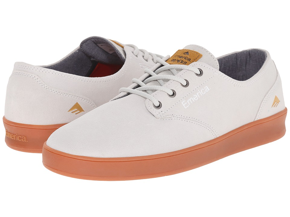 Emerica - The Romero Laced (White/Gum) Men