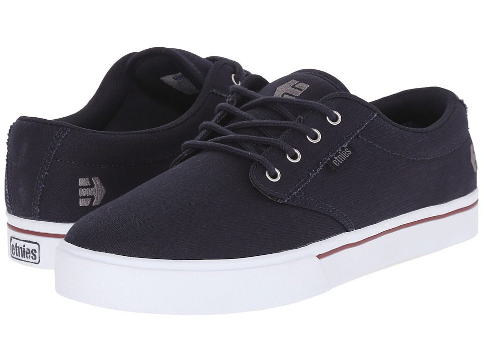 etnies - Jameson 2 Eco (Navy/White) Men