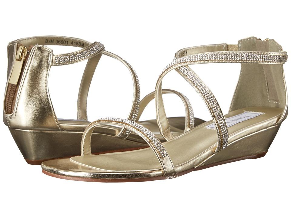 Touch Ups Moriah Gold Metallic Womens Shoes