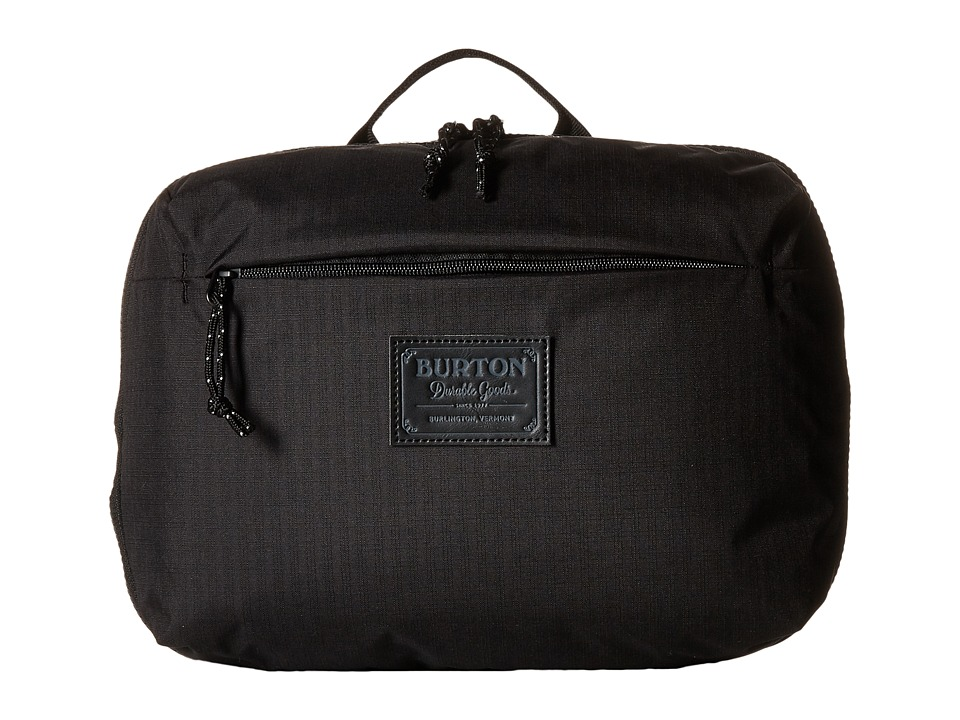 Burton - High Maintenance Kit (True Black Triple Ripstop) Travel Pouch