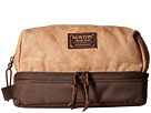 Burton Low Maintenance Kit (Beagle Brown Waxed Canvas)
