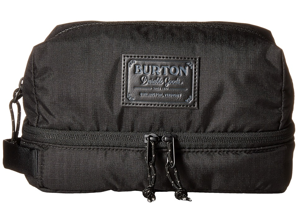 Burton - Low Maintenance Kit (True Black Triple Ripstop) Travel Pouch
