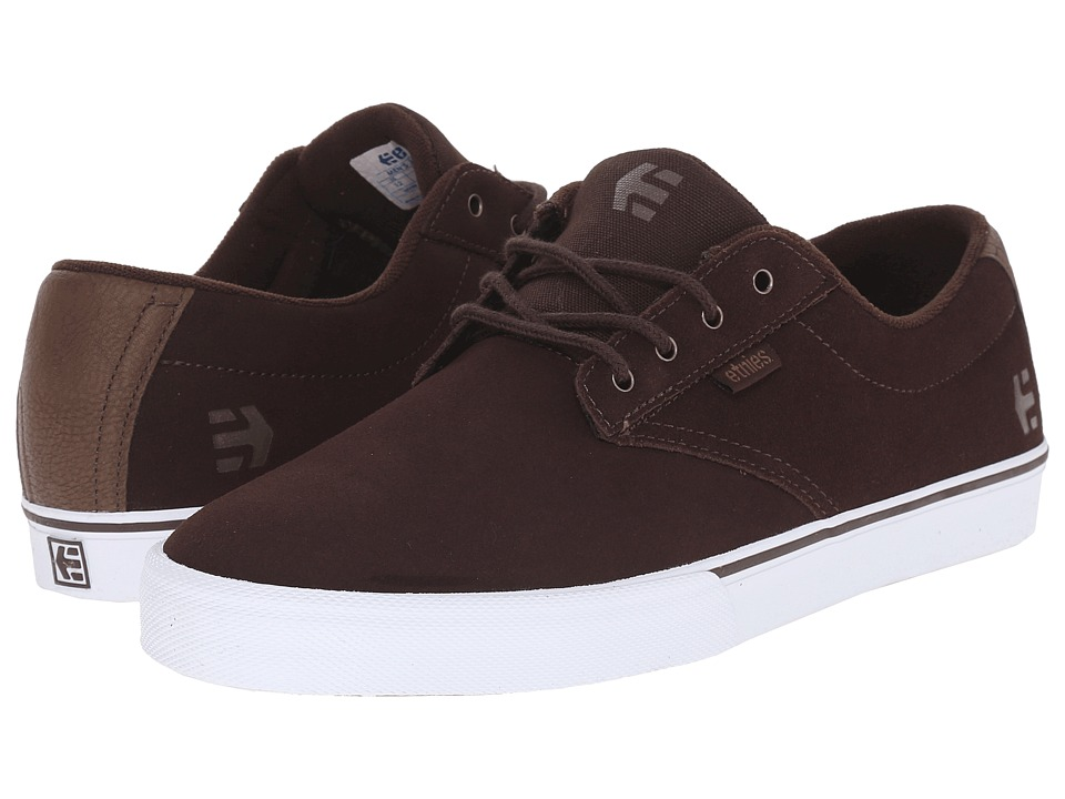 etnies - Jameson Vulc (Dark Brown) Men
