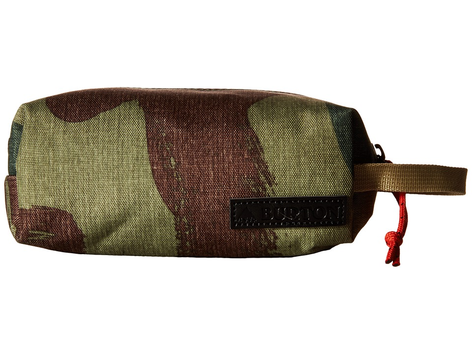 Burton - Accessory Case (Denison Camo) Travel Pouch