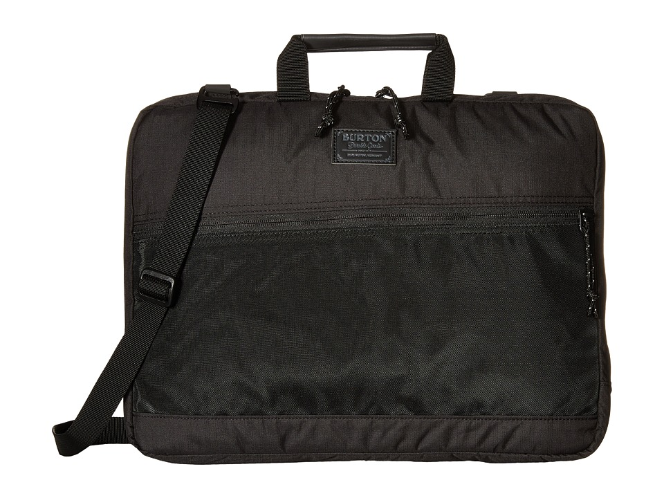 Burton - 15 Laptop Sleeve (True Black Triple Ripstop) Computer Bags