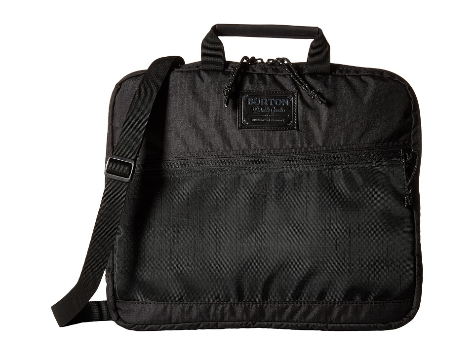 Burton - 13 Laptop Sleeve (True Black Triple Ripstop) Computer Bags