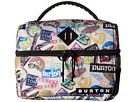 Burton Lunch Caddy (Sticker Print)