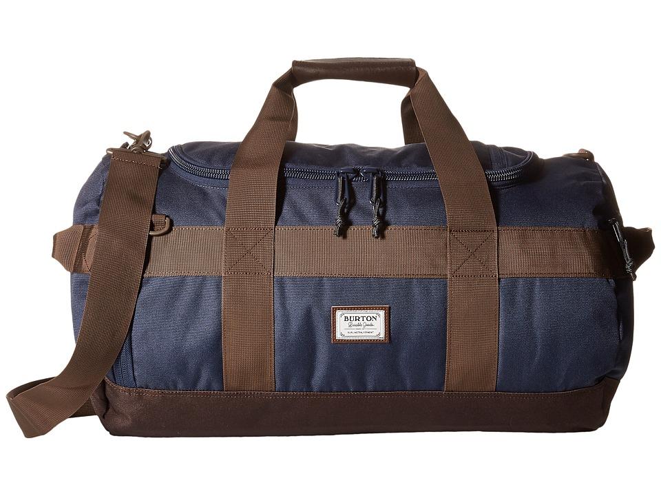 Burton Backhill Duffel Bag Small 40L Ink Duffel Bags