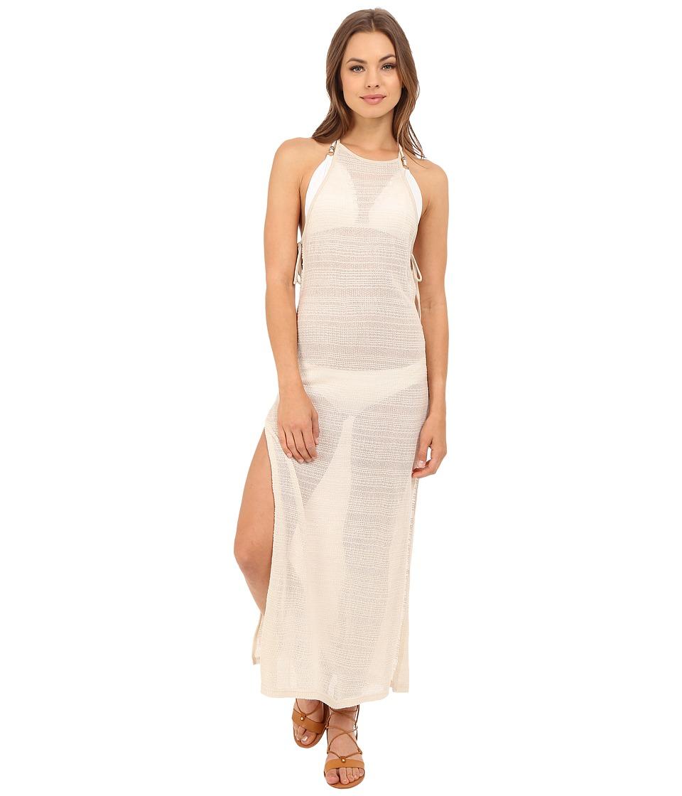 Billabong Summer Infinity Dress Cover Up White Cap Womens Swimwear