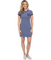 U.S. POLO ASSN. - Striped Pocket T-Shirt Dress