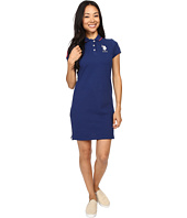 U.S. POLO ASSN. - Classic Pique Polo Dress
