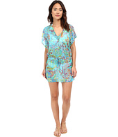 LAUREN Ralph Lauren - Maharaja Paisley Poolside Tunic Cover-Up