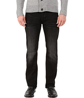 Buffalo David Bitton - Evan-X Basic Slimmer Slim Fit Jeans in Lightly Sanded and Rifted