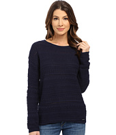 U.S. POLO ASSN. - Textured Mix Stitch Sweater