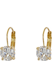 Cole Haan - Lever Back Cubic Zirconia Earrings
