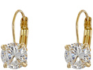 Cole Haan Lever Back Cubic Zirconia Earrings