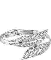 GUESS - Pave Feathers Bypass Hinge Bracelet