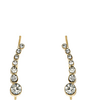 GUESS - Mini Stone Ear Crawler Earrings