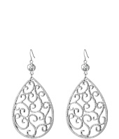 GUESS - Filigree Teardrop Earrings