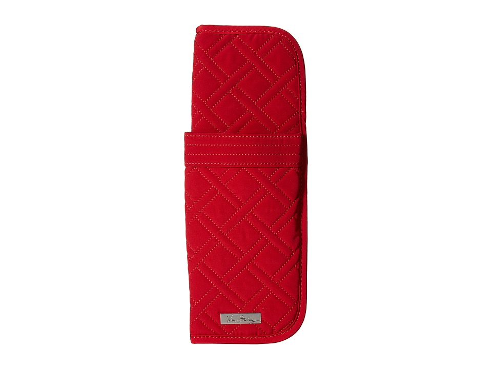 Vera Bradley - Curling Flat Iron Cover (Tango Red) Wallet