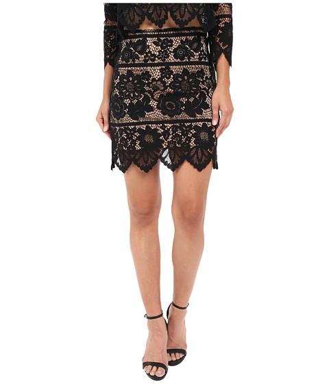For Love and Lemons Gianna Mini Skirt