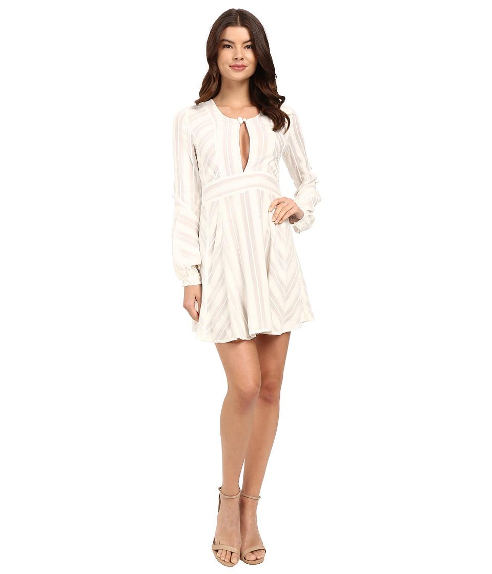 For Love and Lemons Alessandra Dress White Womens Dress