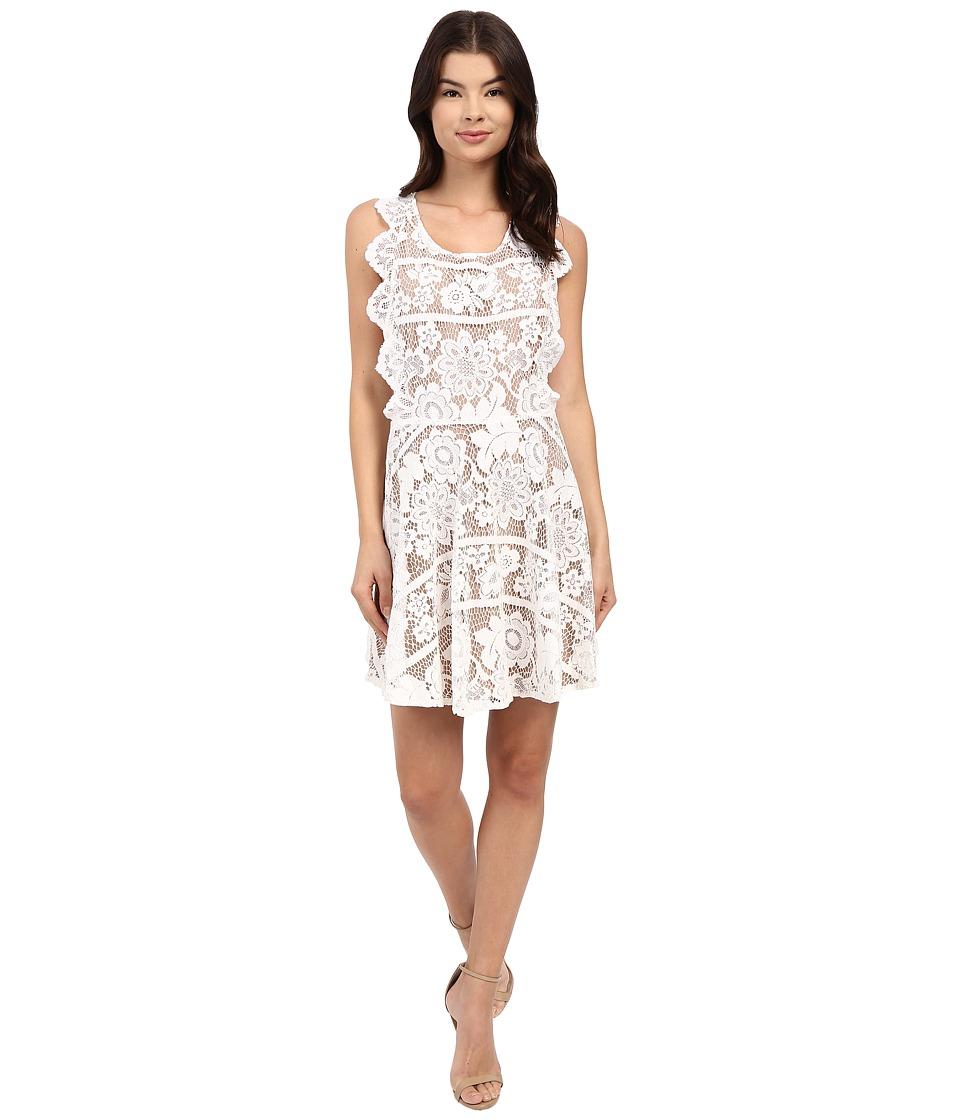 For Love and Lemons Gianna Mini Dress White Womens Dress