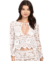 For Love and Lemons - Gianna Crop Top