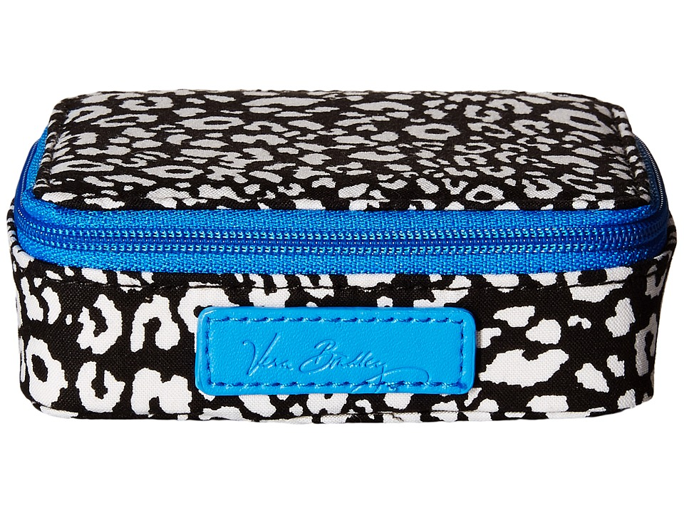 Vera Bradley - Travel Pill Case (Camocat) Travel Pouch