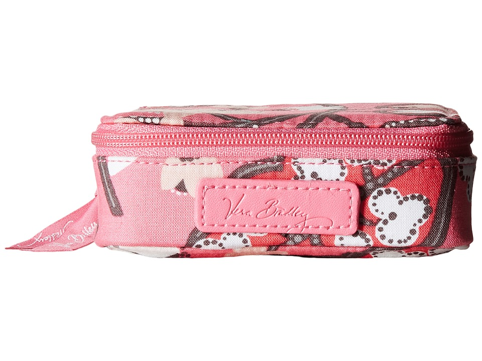 Vera Bradley - Travel Pill Case (Blush Pink) Travel Pouch