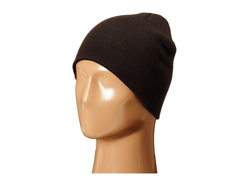 Hurley One and Only Knit Hat (Black) Beanies