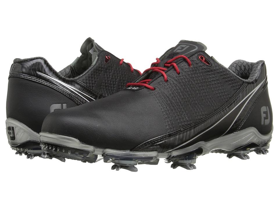 FootJoy DNA 2.0 Black Mens Golf Shoes