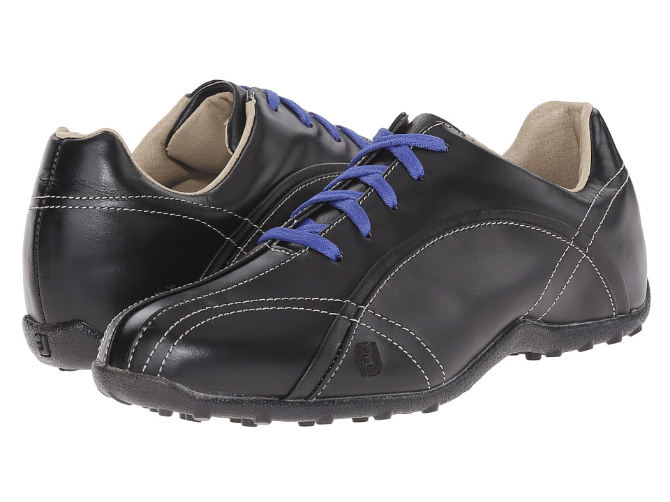 FootJoy Casual Collection Black Womens Golf Shoes