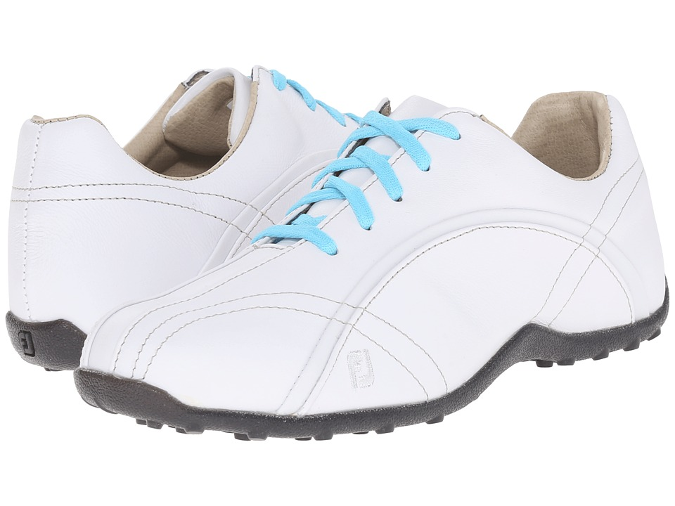 FootJoy Casual Collection White Womens Golf Shoes