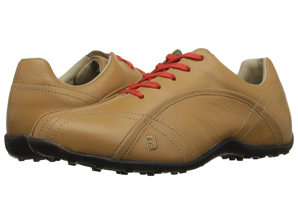 FootJoy Casual Collection Tan Womens Golf Shoes