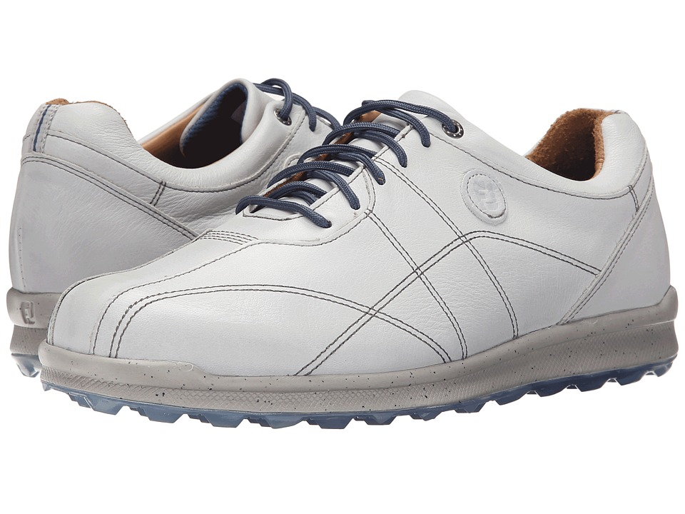 FootJoy - Versaluxe (Off-White) Mens Golf Shoes