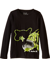 Hurley Kids - Angler Tee (Big Kids)