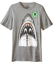 Hurley Kids - Hide and Seek Tee (Big Kids)