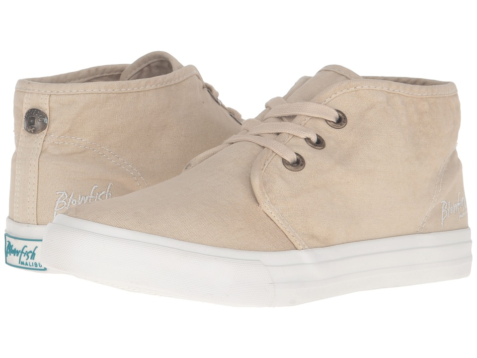 Blowfish - Maggs (Natural Color Washed Canvas) Women