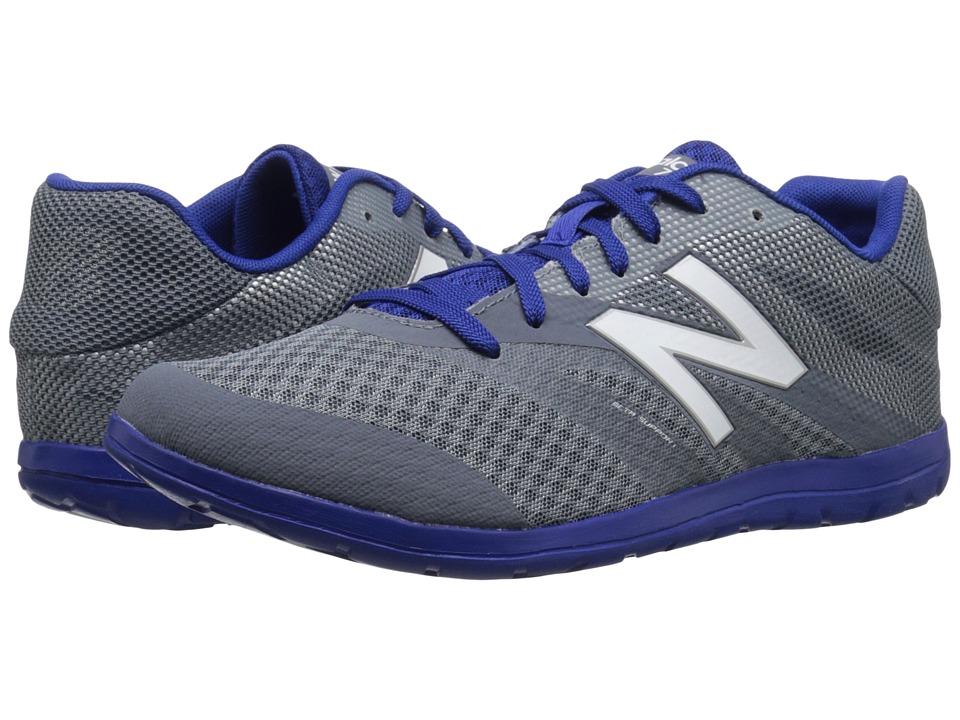 New Balance - MX730v2 (Silver/Blue) Men