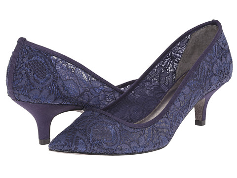 Adrianna Papell Lois Lace - Navy 1890 Lace