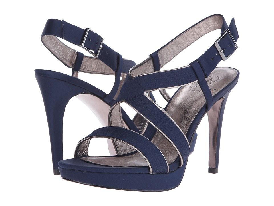 Adrianna Papell Anette Navy High Heels