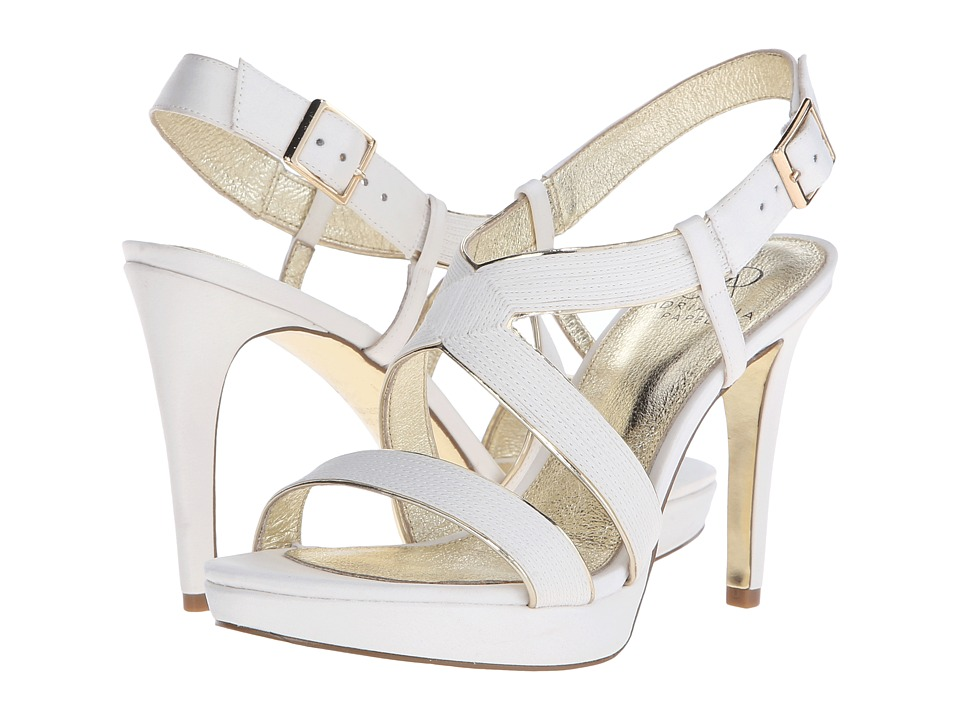 Adrianna Papell Anette Ivory High Heels